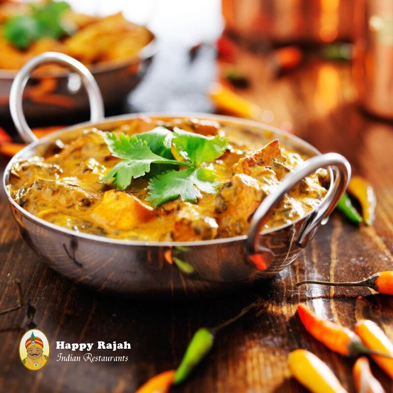 Happy Rajah Indian Restaurants (Grand Bay)